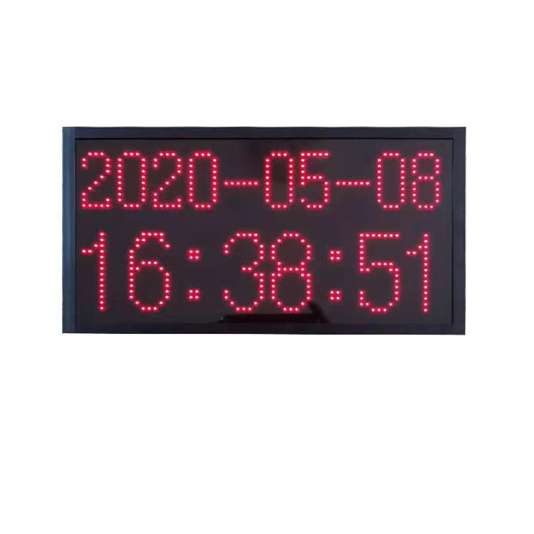 同步时钟系统使用中的注意事项